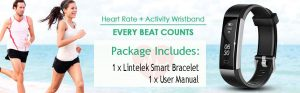 lintelek smart band user manual