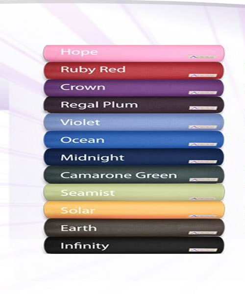 Aurorae Yoga Mat Colors