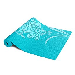 gaiam yoga mat 5mm