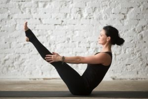 boat pose yoga for weight loss