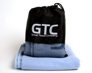 GTC Microfiber Gym Towel