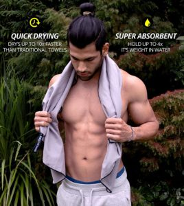 best gym towel quick drying super absorbent