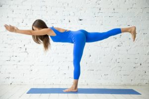 warrior iii yoga for weight loss