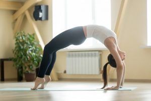 wheel pose yoga for weight loss