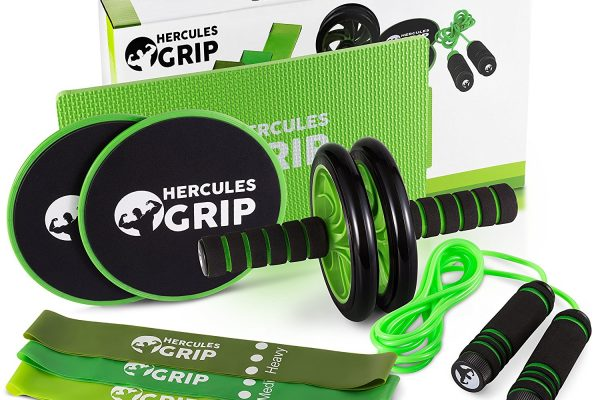 herculesgrip 4in1 home exercise equipment