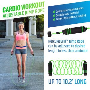 home exercise equipment jump rope