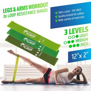 HerculesGrip 4 in 1 resistance Bands