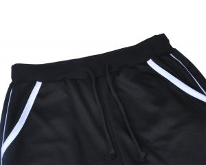 casual jogging pants two sided pockets