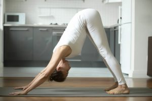 downward dog yoga for flexibility and strength