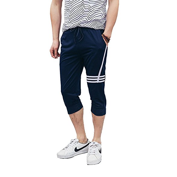 Whether you're working out or chilling out we're sure to have the perfect pair of jogging bottoms for you. We sell closed hem and open hem sweatpants, skinny sweatpants track pants and even onsies! We stock a fantastic range of sizes from XS to 4XL. You can also find men's sweatshirts here to accompany these sweat pants.