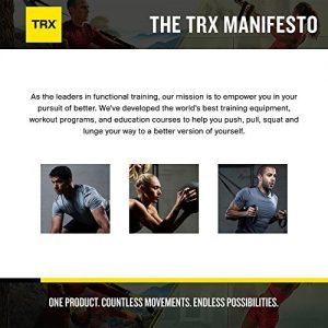 the TRX kettlebell cardio