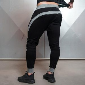 slim fit jogger pants backpocket