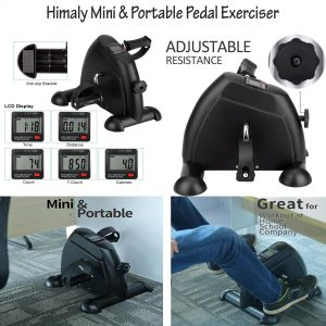himaly portable peddle exerciser