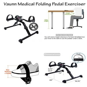 vaunn medical folding exerciser