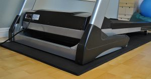 long lasting treadmill mat