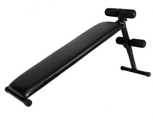 adjustable ab decline bench