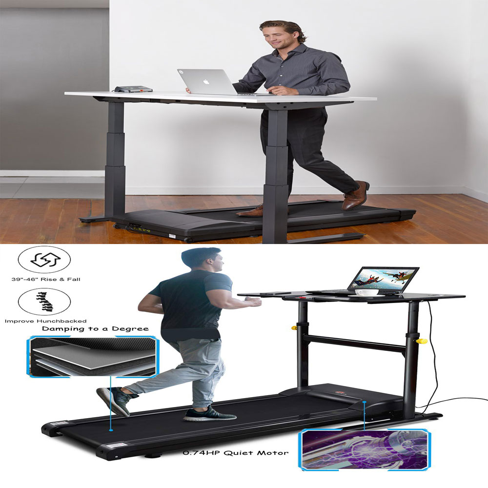 Top 3 Best Small Under Desk Treadmills 2019: 10 Best Under Desk Treadmills That Will Suit Your Home Or