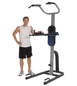 power tower fitness station