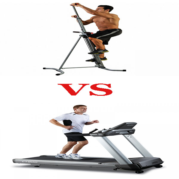 vertical climber vs treadmill