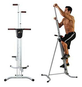 vertical climber benefits