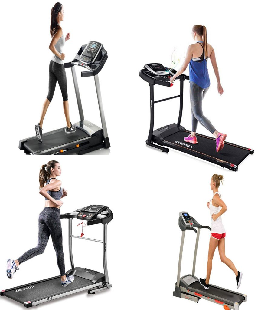 7 best folding treadmill for small space 2019 - My Gym Products