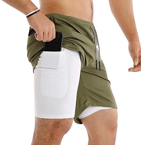best gym shorts for men 7 inch