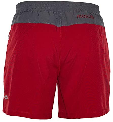 meripex gym shorts men 8 inch
