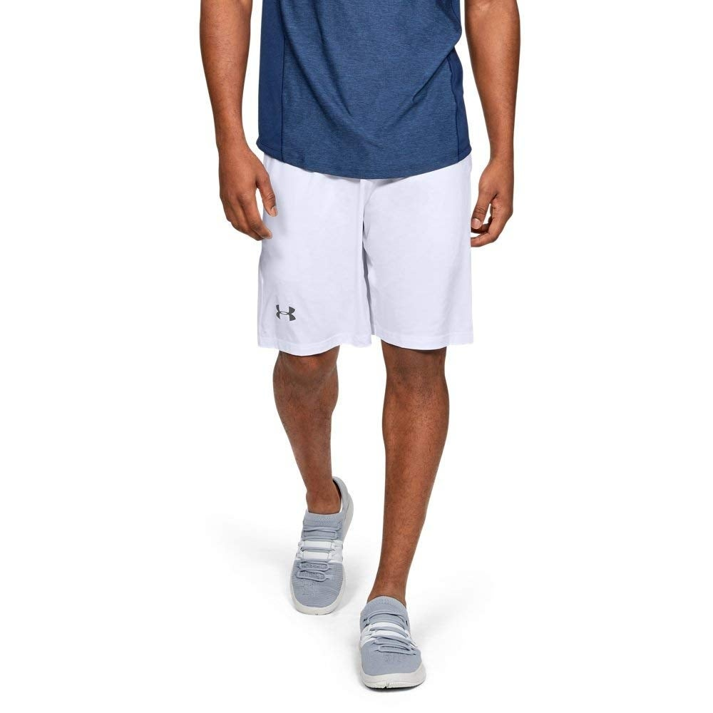 under armour hotgear gym shorts for men