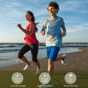 benefits of fitness tracker for teen