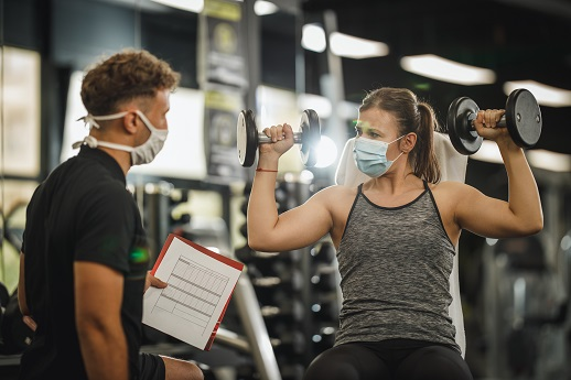 gym after vaccination healthy and improve immune system