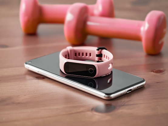 Fitbit Inspire 2 Health & Fitness Tracker For Bonny Wrists
