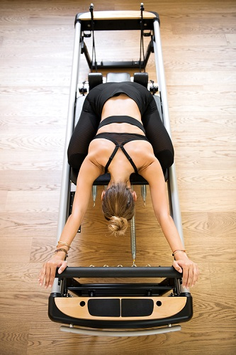Pull Straps and T Straps Intermediate Pilates Reformer Workout