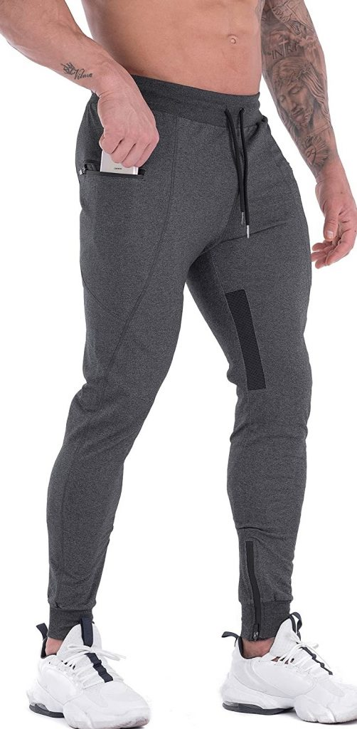 gym joggers for men